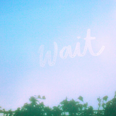 Wait: window paint
