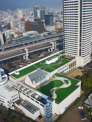 Kobe Japan, view from the tower