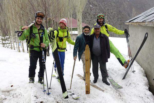 Wer hat die besten Ski? :)