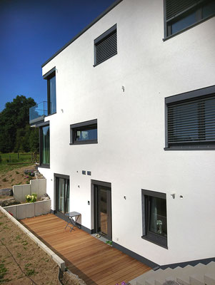 modernes Zweifamilienhaus in Lüdenscheid