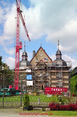 Sanierung im Denkmalschutz