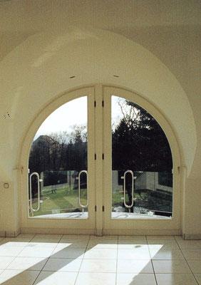 Altbau saniert mit Dachausbau mit Loggia