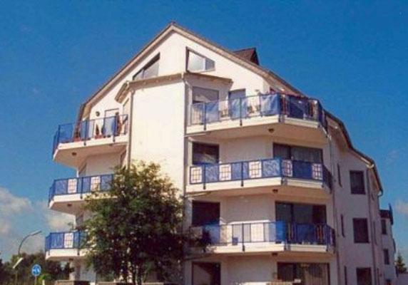 Mehrfamilienhaus mit 36 Wohnungen