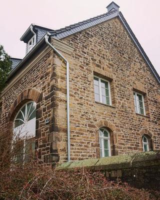 Bauernhaus denkmalgeschützt saniert