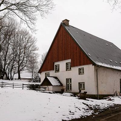 Bauernhaus im Sauerland saniert