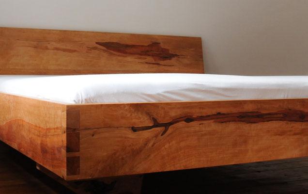 Malerische Holzmaserung