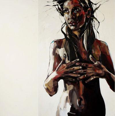 ESPERANZA 150x150 (2 panels), 2014