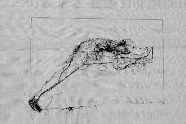 Workshop: Zeichnen mit dem Faden