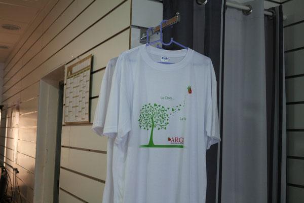 T.shirt ARGC