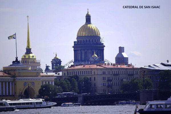 Catedral  de San Isaac