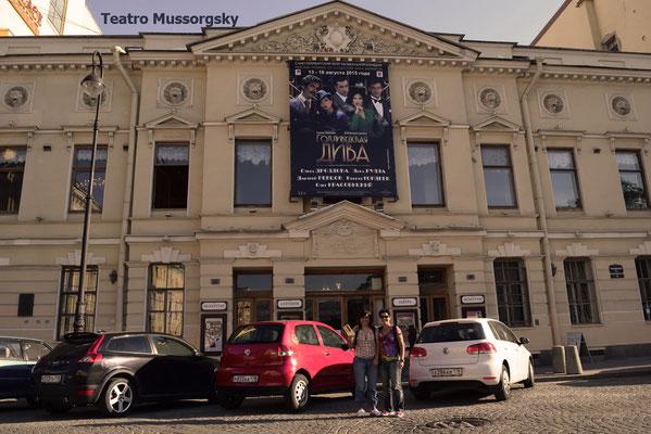 Teatro Mussorgsky
