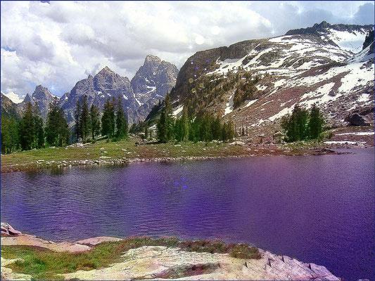 Solitude Lake