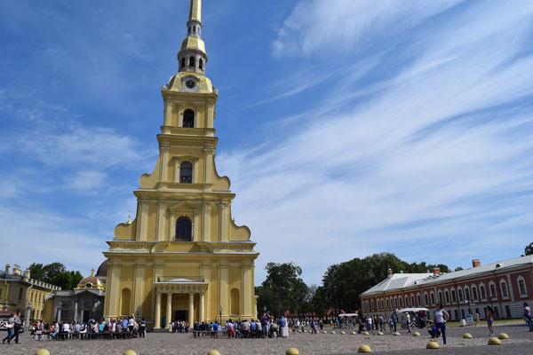 Catedral de San Pedro y Pablo