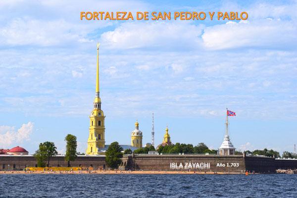 Fortaleza de San Pedro y Pablo