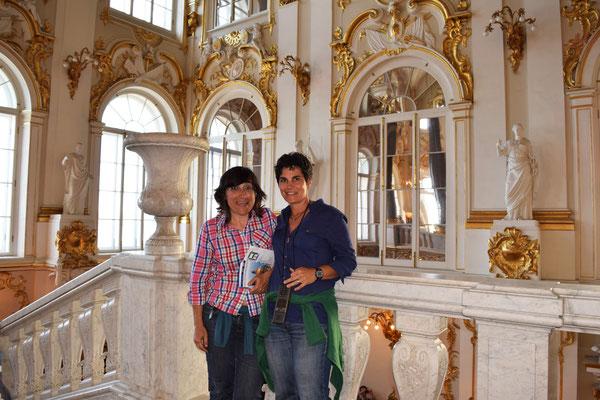 Salón del interior del Ermitage
