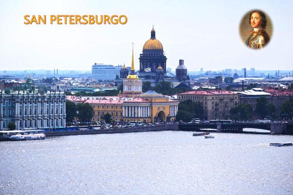San Petersburgo de un vistazo
