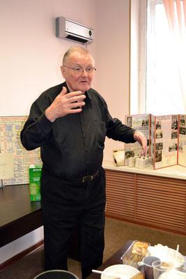 Рассказ Чанышева Юрия о своем начале игр в шахматы