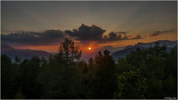 Sonnenaufgang 30.05.2017
