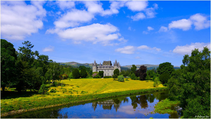 Inveraray Castle Schottland