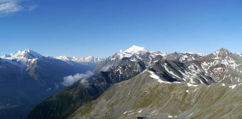 Augstbordhorn Panorama