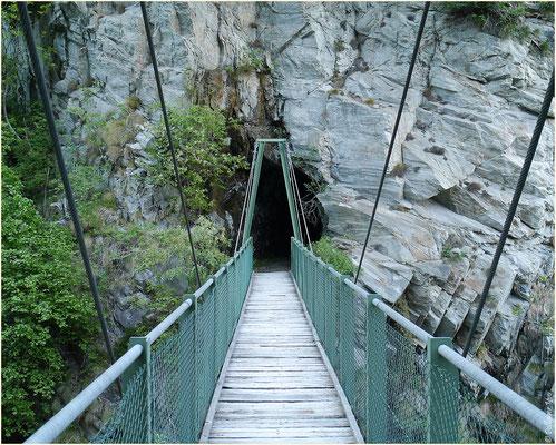 Baltschiedertal Brücke 18.05.2014
