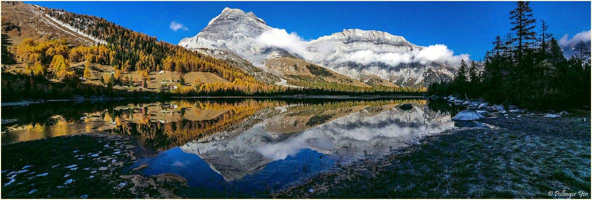 Lac de Derborence 03.11.2016