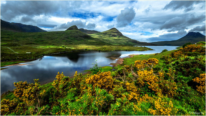 Ginster Lake Schottland 2016