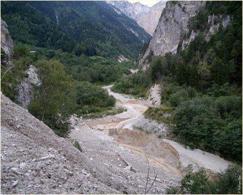 Steinbruch Illgraben 10.08.2014