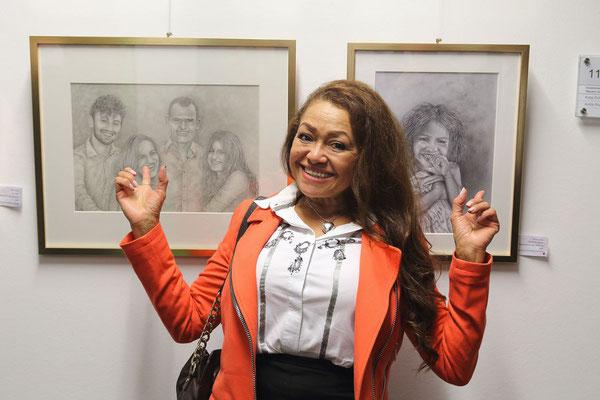 """Vilma Sousa-Dimpfl: """"Familienglück"""" und """"Trotzdem lachen"""""""