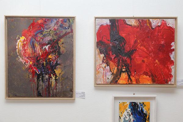 Werke von Rolf Heider