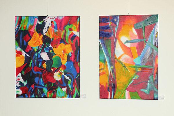 Werke von Lothar Rafalski