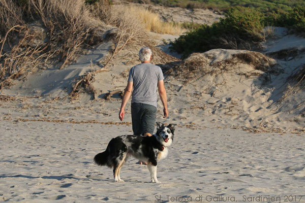 Aber für eine Spielrunde kann Jason den Strand auch mal unbeobachtet lassen