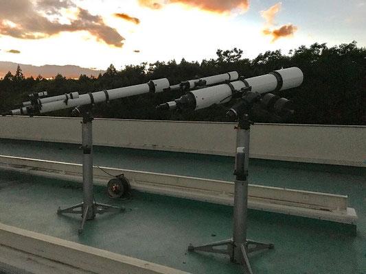 固定望遠鏡