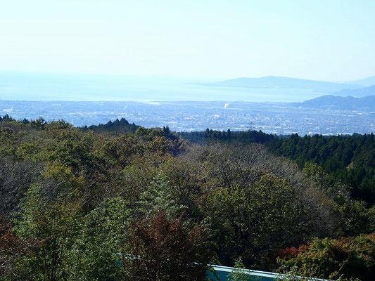 屋上からの昼間の風景