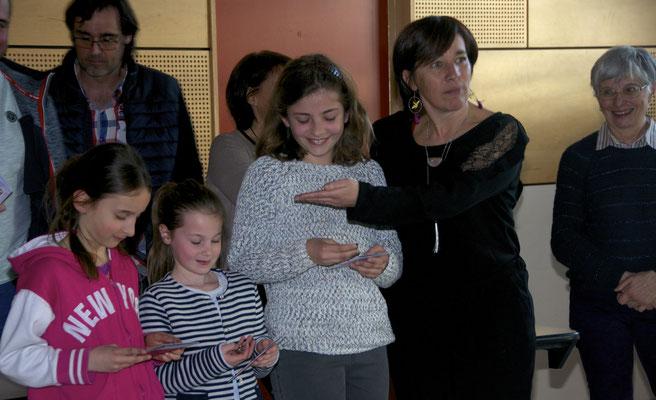 Virginie : Charlie, Chloé, Juliette