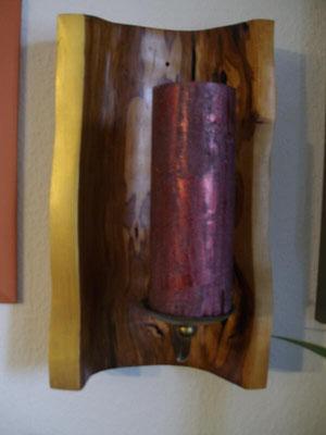 Leuchter halbrund verkauft