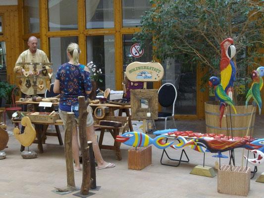 Kunsthandwerkermarkt im Rabenstein
