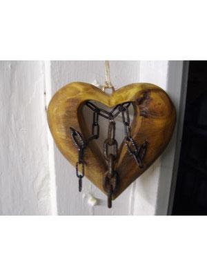 gefangenes Herz verkauft