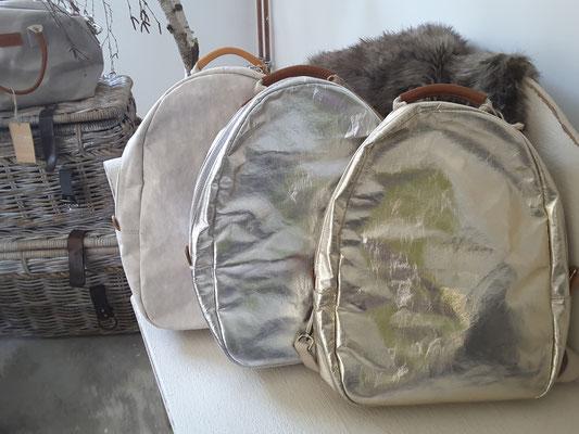 Memmino Backpack...kleiner Rucksack mit innenfächern               119,-€