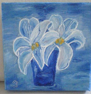 Blumengruß 20 x 30 cm