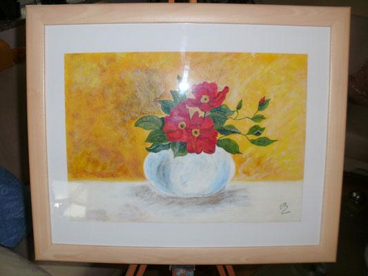 Kleiner Blumengruß 30 x 40 cm