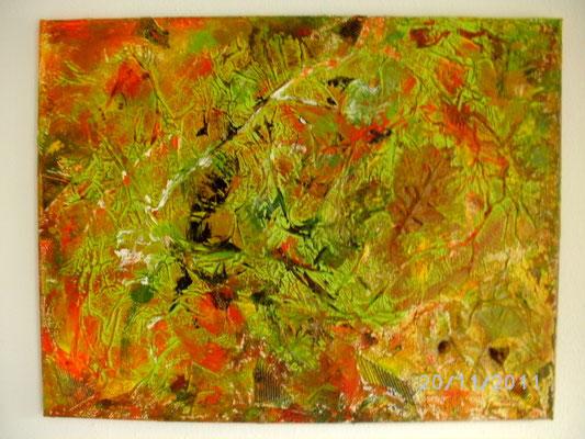 Herbstzauber 58 x 75 cm