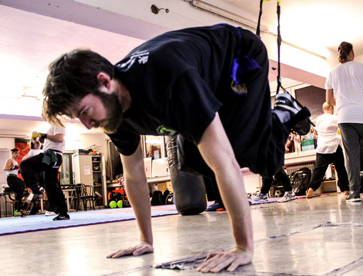 Krafttraining für Kampfsport, Kampfkunst: Slingtrainer