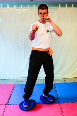 Kung Fu Schattenboxen