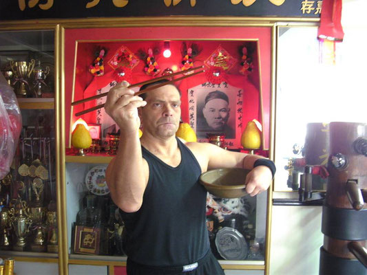 Waffe des Hung Fut Kung Fu
