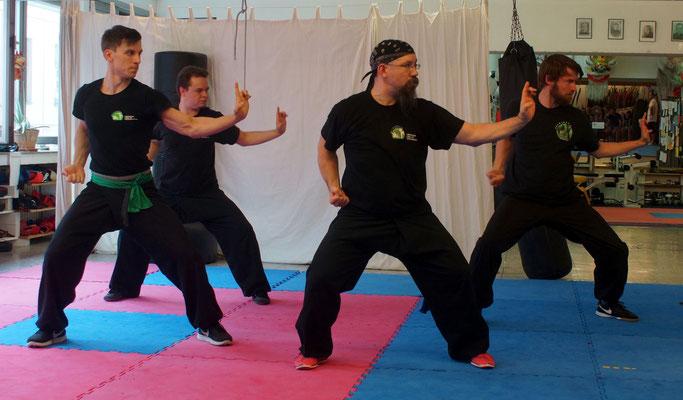 Süd Shaolin Kung Fu