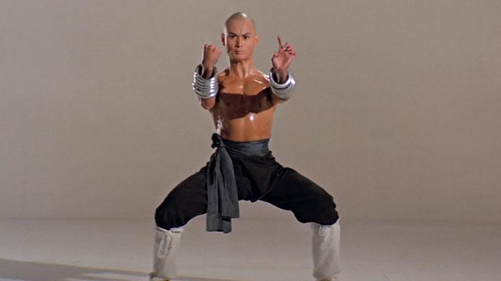 Shaolin Mönch Hung Gar Kung Fu