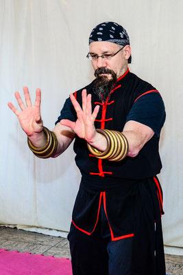 Kung Fu Krafttraining - aus den Süd Shaolin Kung Fu Stilen
