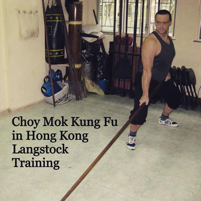 Choy Mok Kung Fu: Langstock Training in Hong Kong