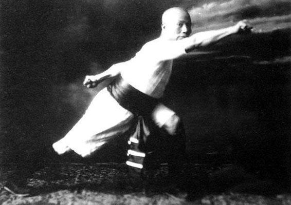Hung Gar Großmeister Lam Sei Wing